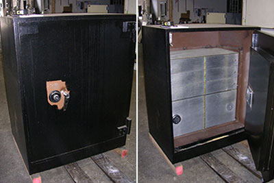 Thistle Safe & Lock - New and used security safes for sale